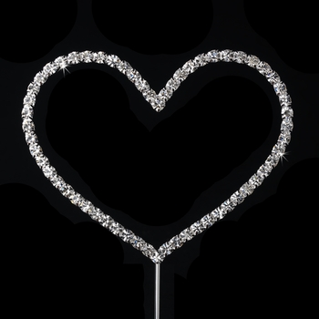 Bouquet Jewelry 221 Silver Heart Pick