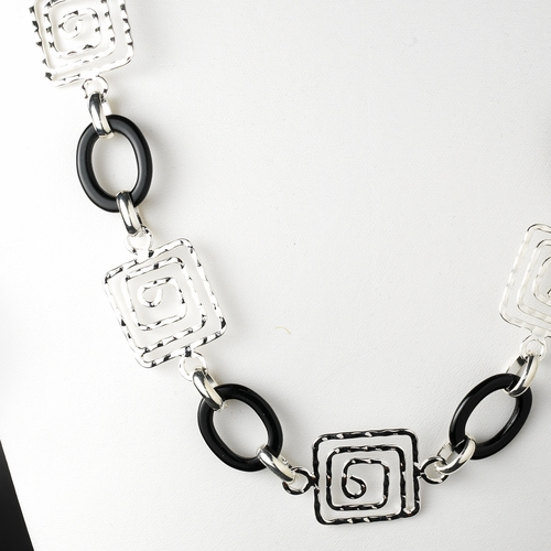 * Necklace 8326 Silver