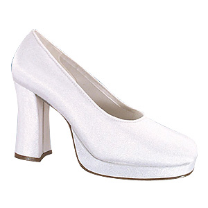* Rachel Dyeable Bridal Wedding Shoes 5029 ***Discontinued***