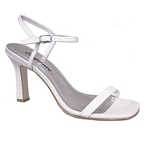 Hottie Dyeable Bridal Wedding Shoes (Without Rhinestones) 5025