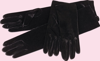 Velvet Gloves (3 Lengths)