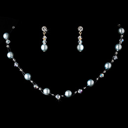Illusion Necklace & Earring Sets