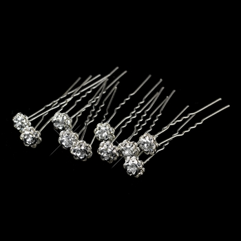 * Silver Clear Pin 56 (10 Per Pack)
