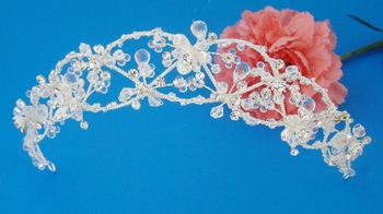 Crystal Couture Bridal Headpiece HP-2205