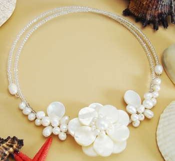 Beach Bride Resort Necklaces