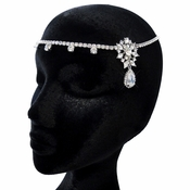 Cubic Zirconia Headpieces