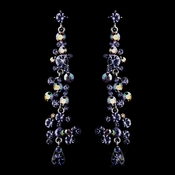 Lilac AB Earrings 938