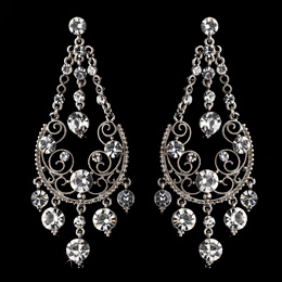 Chandelier earrings aloadofball Image collections