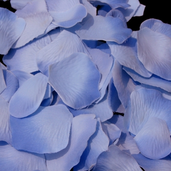 Two-tone Periwinkle Rose Petals (500 Count) #20