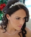 * Freshwater Pearl and Swarovski Crystal Tiara HP 1585