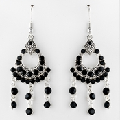 * Earring 20371 Black