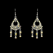 * Earring 20371 Silver AB