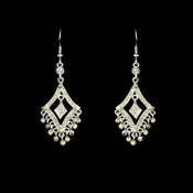 * Earring 20381 Silver AB