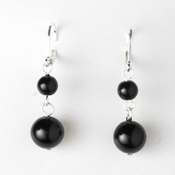* Earring 8324 Black