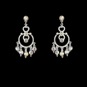 Earring 20379 Silver AB