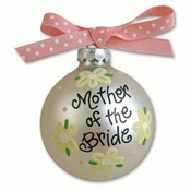 Mother of the Bride Ornament OR-6