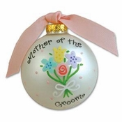 Mother of the Groom Ornament OR-5