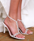 Passion White Dyeable - Fabulous Bridal Party Shoe
