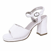 * DS-35 Dyeable Bridal Wedding Shoes 5026***Discontinued****