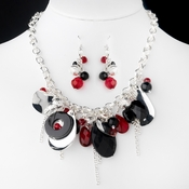 Necklace Earring Set NE 8304 ** Necklace is Available  3 Left ***