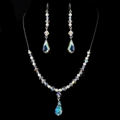 Necklace Earring Set NE 8354 AB