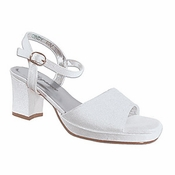 * Cindy Dyeable Bridal Wedding Shoes 5026
