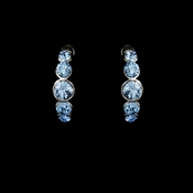* Earring 20339 Light Blue