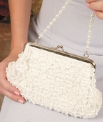 Ivory Evening Bag EB 217