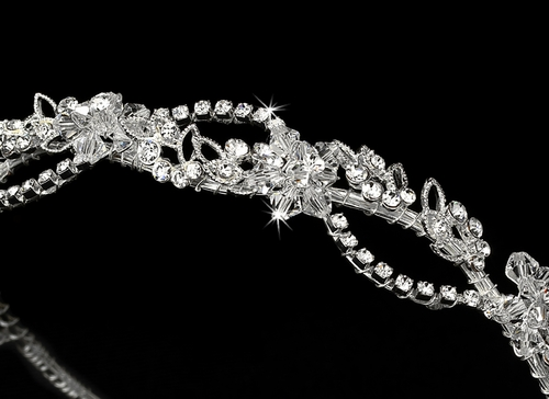 Swarovski Headband HP 2433