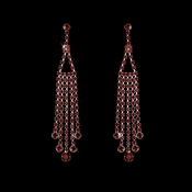 * Earring 20426 Red