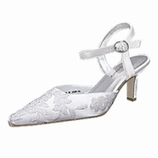 Dyeable Wedding Shoes - All Styles