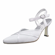 Closed Toe - Dyeable Wedding Shoes