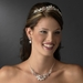 Couture Crystal Matching Jewelry & Tiara Set  NE 8100 & HP 8100