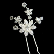 * Hair Pin 1742 Silver or Gold