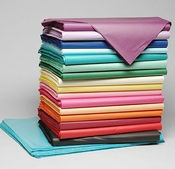 "Reams of Colored Tissue Paper - 20"" x 26""- 1 Ream/Pack 480 Sheets"