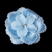 Light Blue Bold Bridal Flower BQ 4948