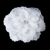 White Bold Bridal Flower BQ 4948