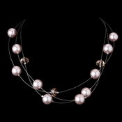 Necklace 8362 Pink