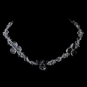 Swarovski Crystal Necklace N 8211 Clear