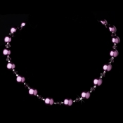 Necklace 8355 Amethyst