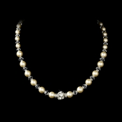 Necklace 815-Ivory