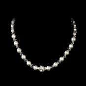 Necklace 815-White