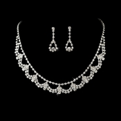 Crystal Jewelry Set NE 5102