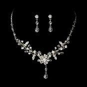 Swarovski Crystal Couture Jewelry Set NE 8003