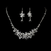 Swarovski Necklace Earring Set NE 7603