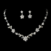 NE 7203 Swarovski Crystal Jewelry Set