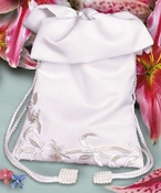 White Lily Bridal Purse BP 15