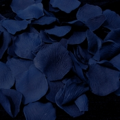 Navy Blue Rose Petals (100 Count) #31