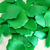 Green Rose Petals (100 Count) #56