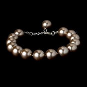 Bracelet 8371 Light Brown  **Discontinued**